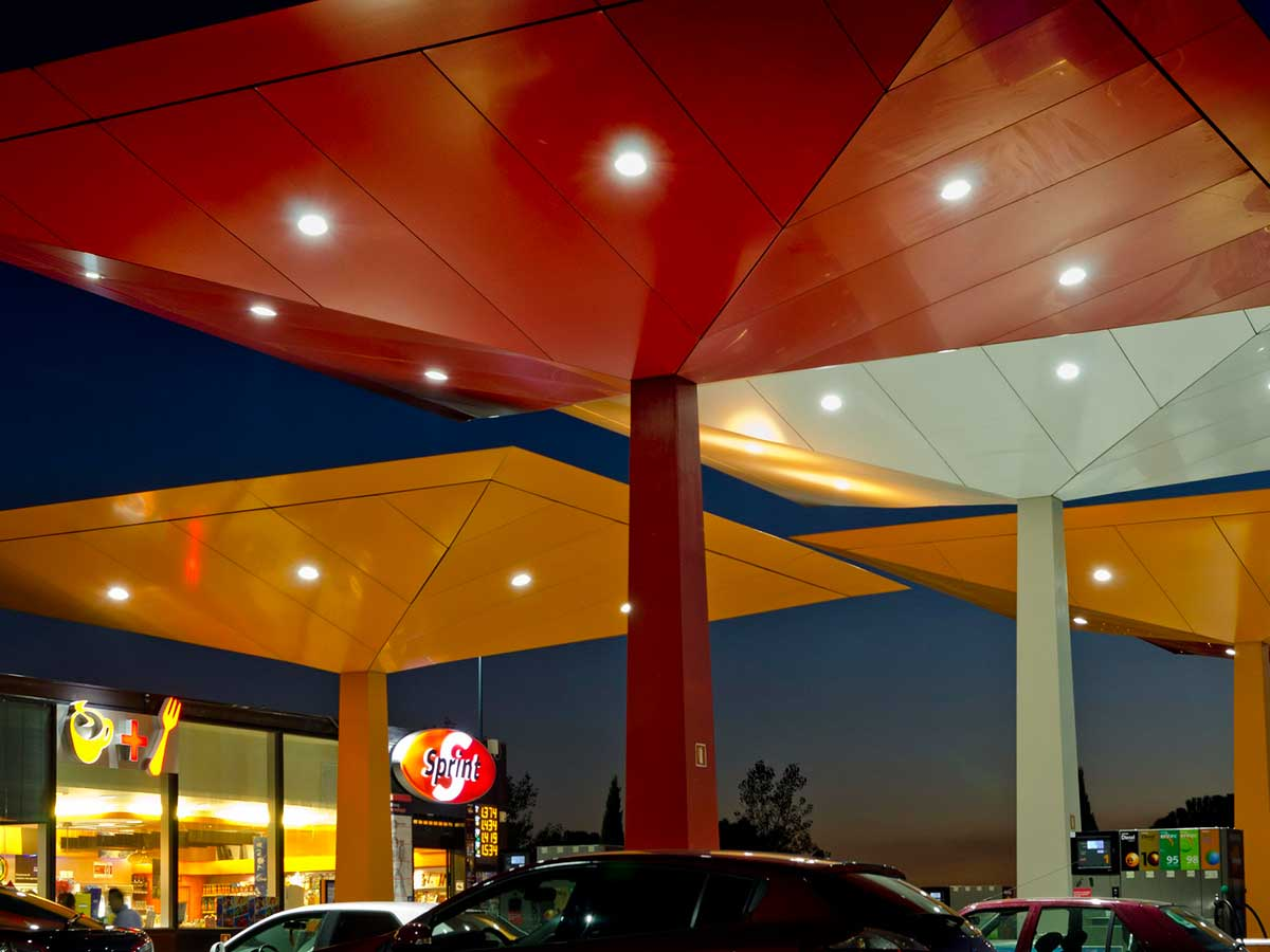 Protocolo de atención en estaciones de servicio de Repsol