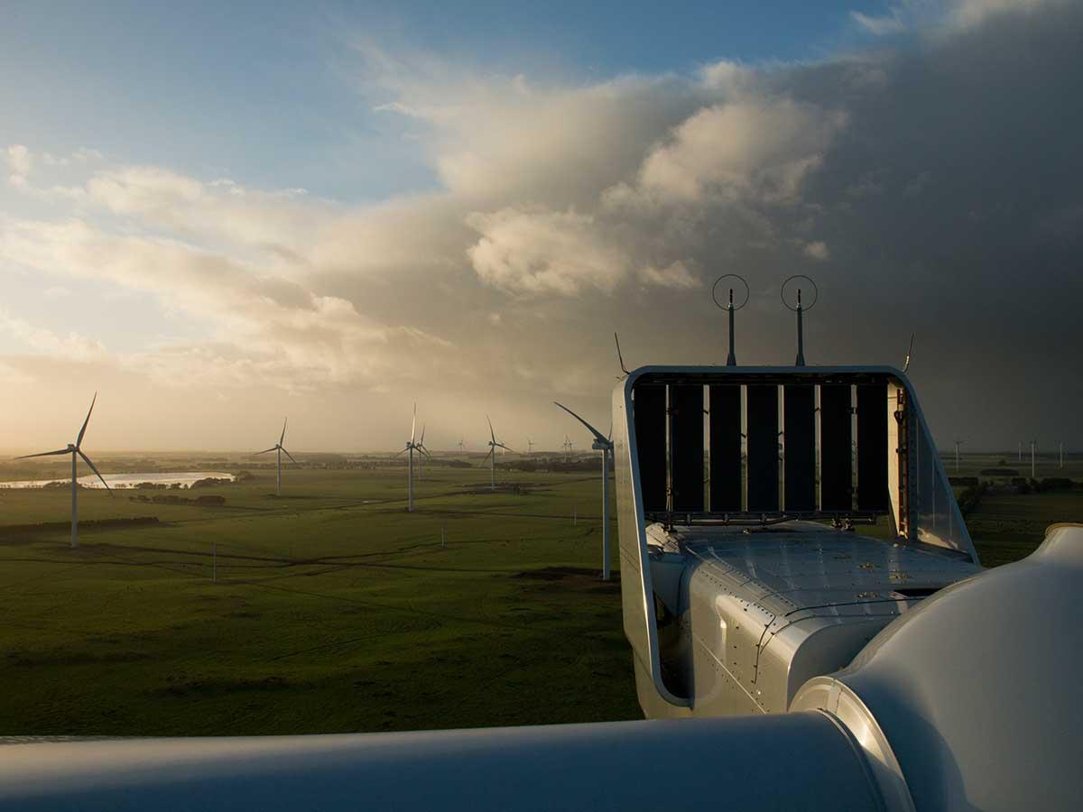 Vestas gana un contrato de 50 MW en China