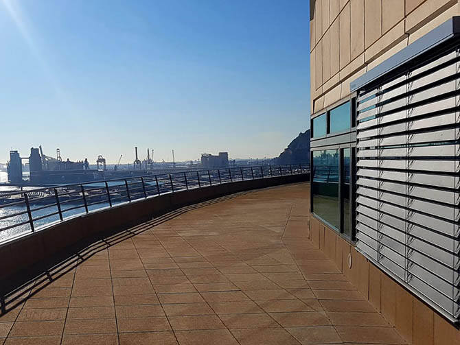 persianas_solares_World_Trade_Center_Barcelona