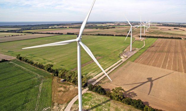 Vestas suministra turbinas para el parque eólico marino Akita Noshiro
