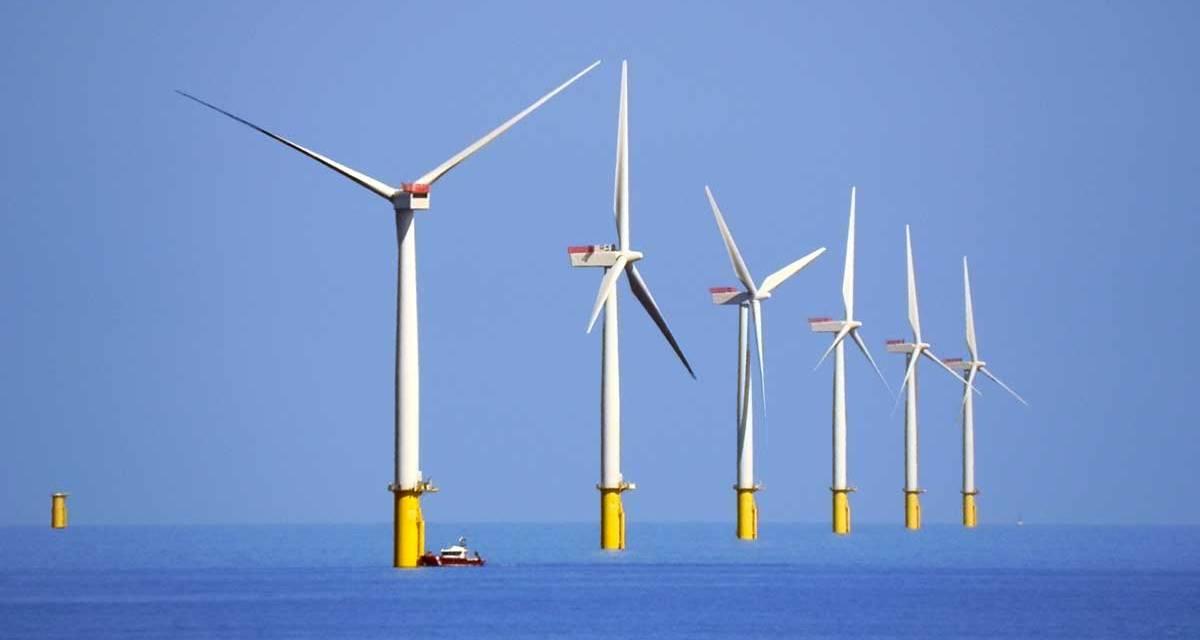 Siemens Gamesa lanza una turbina offshore de 14 MW