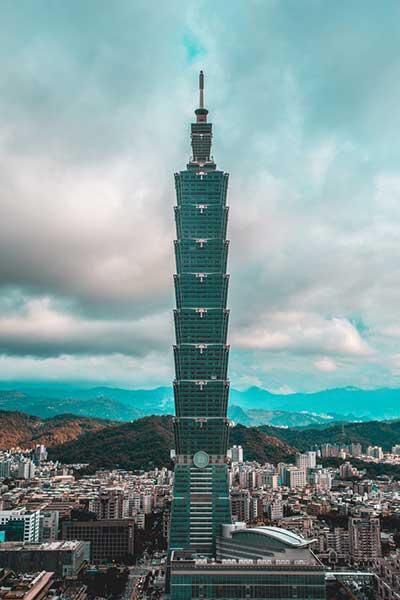 taiwan Los 10 parques eólicos marinos más grandes de Taiwán