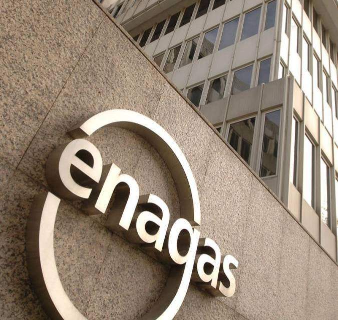Acuerdo entre Enagás y bp para impulsar proyectos de reducción de emisiones en España